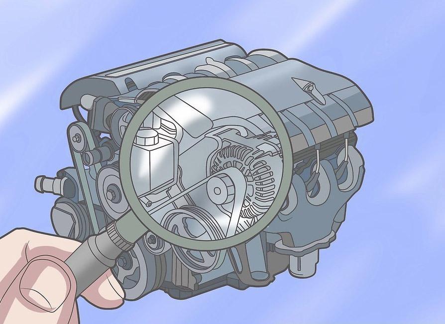 Pregled motorja
