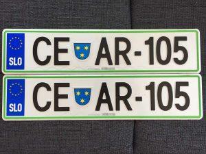 registracija avtomobila