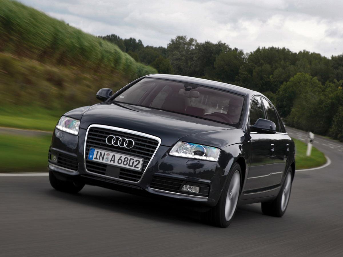 Facelift Audi
