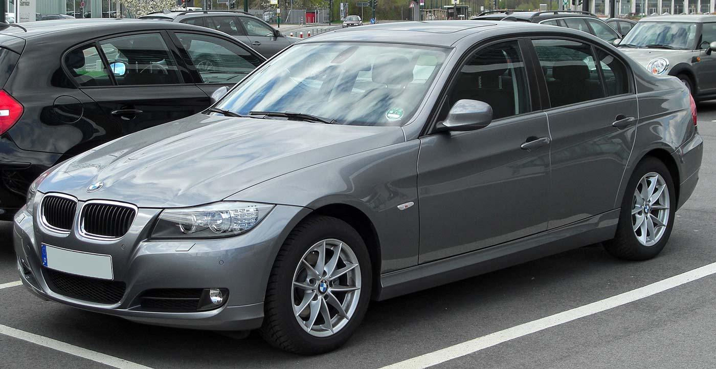 BMW serije E90 prenova facelift