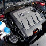 VW dizelski motor