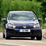 Volkswagen Golf čelna slika